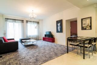 3-комнатная квартира в стиле хай-тек в аренду в центре города Санкт-Петербург