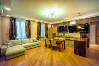 аренда стильной 3-комнатной квартиры с авторским дизайном С-Петербург