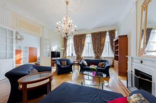 аренда 8-комнатной квартиры на Фурштатской ул. 14 СПБ