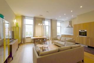 современная квартира в аренду в центре Спб