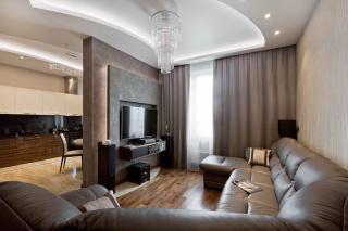 арендовать эксклюзивную квартиру в современном комплексе С-Петербург
