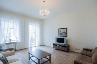 арендовать 3-комнатную квартиру с двумя балконами в центре С-Петербург