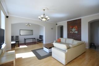 снять 5-комнатную квартиру с двумя террасами в центре Санкт-Петербурга
