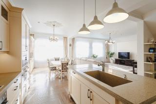 арендовать роскошный коттедж в Репино