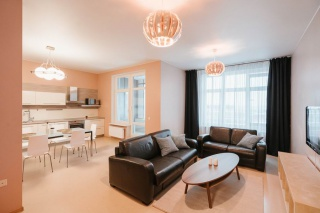 сниму 3-комнатную квартиру с двумя террасами в элитном ЖК Санкт-Петербург