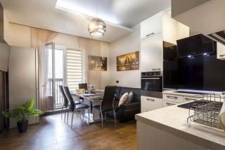 3-комнатная квартира с балконом в аренду Малый проспект Васильевского острова СПБ