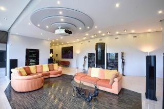 элитная 4-комнатная квартира в аренду в элитном доме Санкт-Петербург