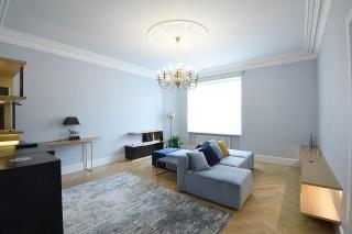 аренда дизайнерской 2-комнатной квартиры у Таврического сада Санкт-Петербург