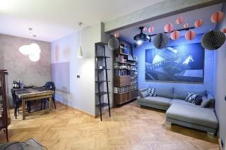 аренда дизайнерской 2-комнатной квартиры на наб. реки Фонтанки д. 49 Санкт-Петербург