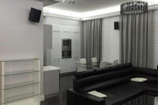 аренда дизайнерской 2-комнатной квартиры ул. Чайковского д. 81