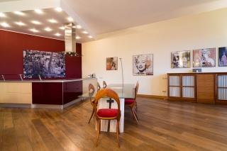 видовая дизайнерская 3-комнатная квартира в аренду наб. реки Фонтанки СПб