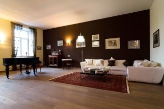 арендовать видовую дизайнерскую 3-комнатную квартиру наб. реки Фонтанки 64 СПб