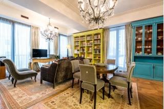 аренда элитных квартира на Крестовском острове СПБ